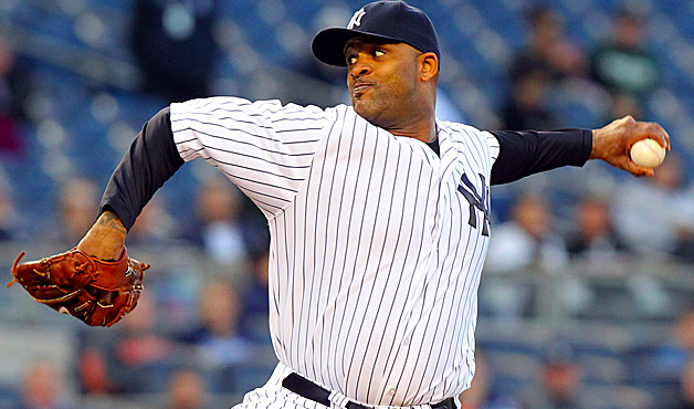 New York Yankees C.C. Sabathia