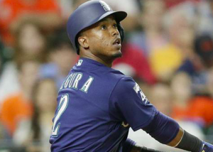 Seattle Mariners Jean Segura