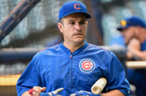 Chicago Cubs Miguel Montero