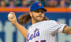 New York Mets Robert Gsellman