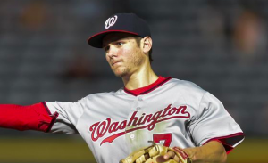 Washington Nationals Trea Turner