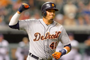 Detroit Tigers Victor Martinez