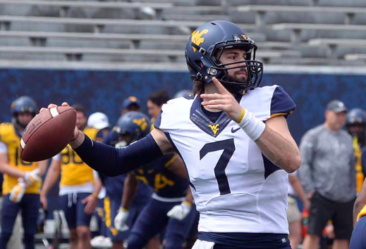West Virginia football Will Grier