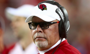 Arizona Cardinals Bruce Arians