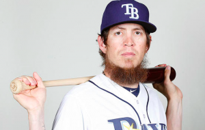 Tampa Bay Rays Colby Rasmus