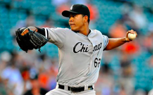Chicago White Sox Jose Quintana