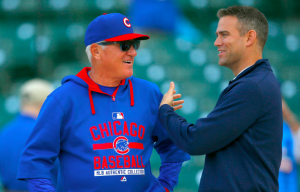 Chicago Cubs Theo Epstein Joe Maddon