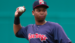 Boston Red Sox Rafael Devers