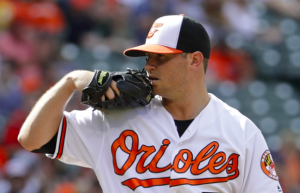 Baltimore Orioles Zach Britton