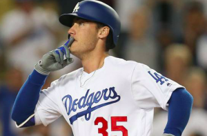 Los Angeles Dodgers Cody Bellinger