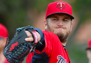 Minnesota Twins Glen Perkins
