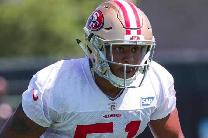 San Francisco 49ers Malcolm Smith