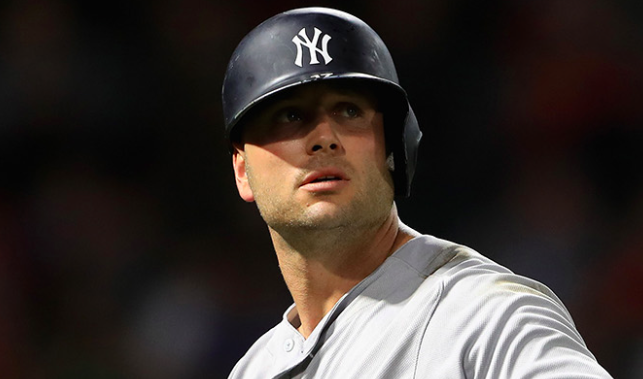 New York Yankees Matt Holliday