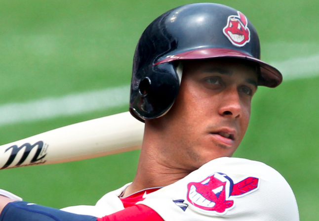 Cleveland Indians Michael Brantley