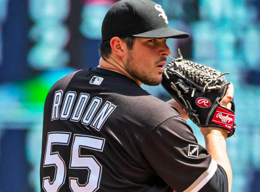 Chicago White Sox Carlos Rodon