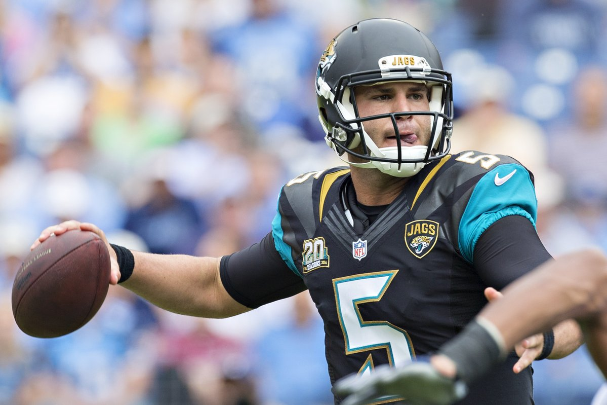 Jacksonville Baltimore Recap Could The Jaguars Actually