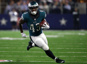 Philadelphia Eagles Darren Sproles