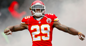 Kansas City Chiefs Eric Berry
