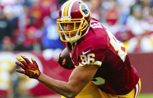 Washington Redskins Jordan Reed