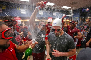 Washington Nationals Win NL east