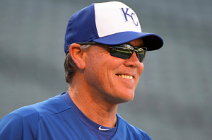 Kansas City Royals Ned Yost
