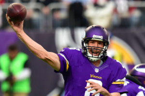 Minnesota Vikings Sam Bradford