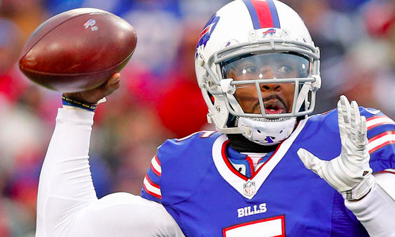 Buffalo Bills Tyrod Taylor