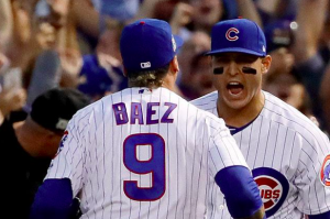 Chicago Cubs NLDS