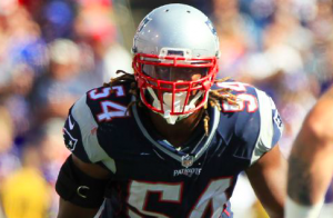New England Patriots Dont'a Hightower