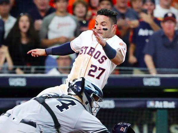 Houston Astros ALCS