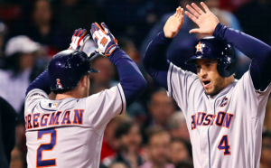 Houston Astros ALDS Preview