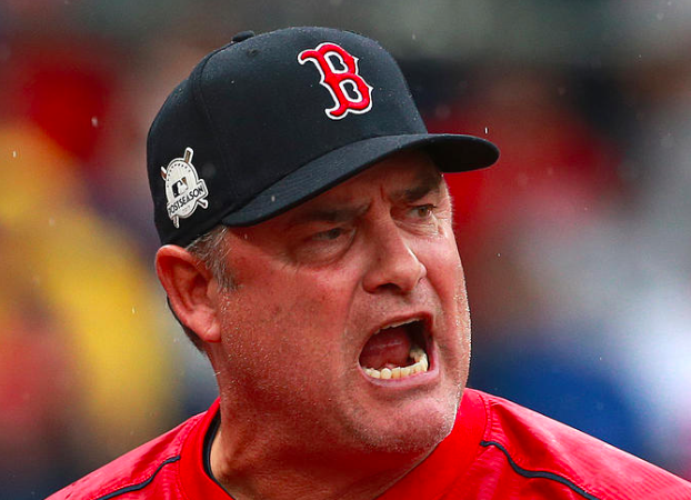 Boston Red Sox John Farrell
