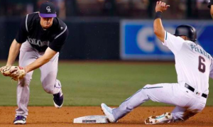 Colorado Rockies Arizona Diamondbacks