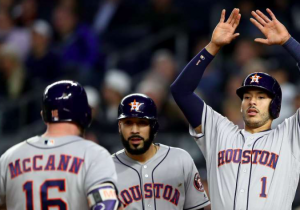 New York Yankees Houston Astros ALCS