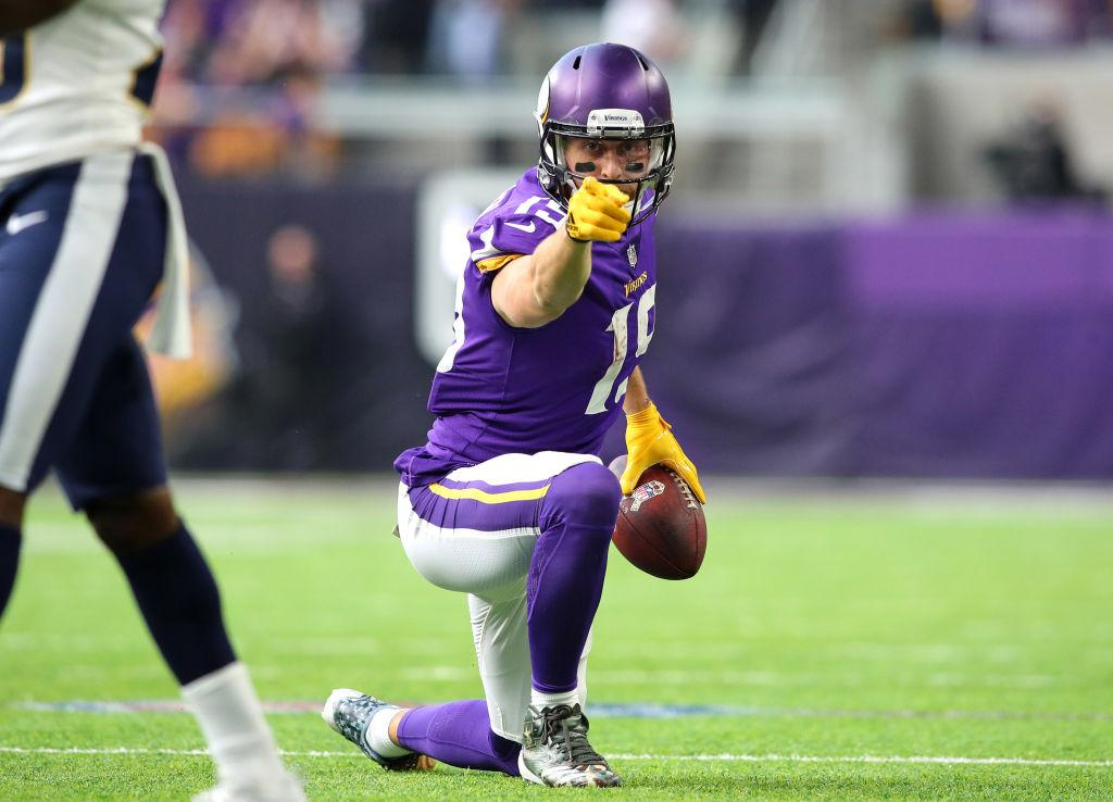 rams-vikings recap  case keenum makes eventual qb decision much harder for vikings