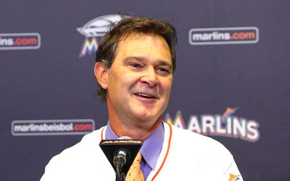 Miami Marlins Don Mattingly