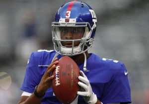 New York Giants Geno Smith