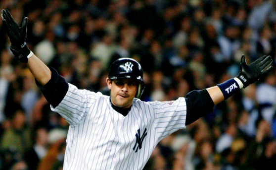 New York Yankees Aaron Boone