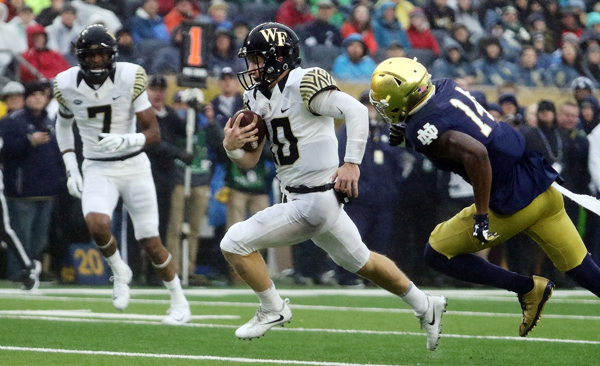 Belk Bowl preview: Texas A&M vs. Wake Forest