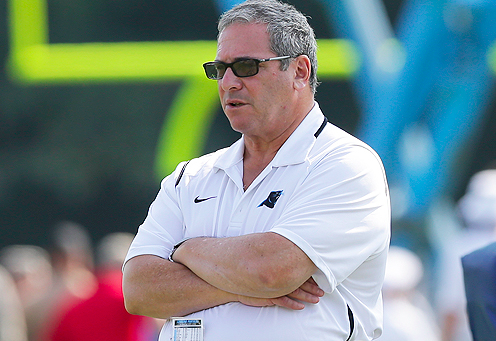 New York Giants Dave Gettleman
