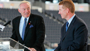 Dallas Cowboys Jerry Jones Jason Garrett