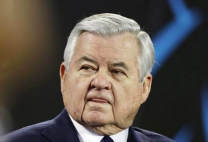 Carolina Panthers Jerry Richardson