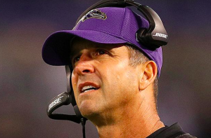 Baltimore Ravens John Harbaugh