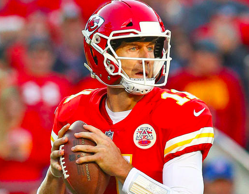Kansas City Chiefs Alex Smith