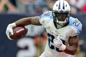 Tennessee Titans DeMarco Murray