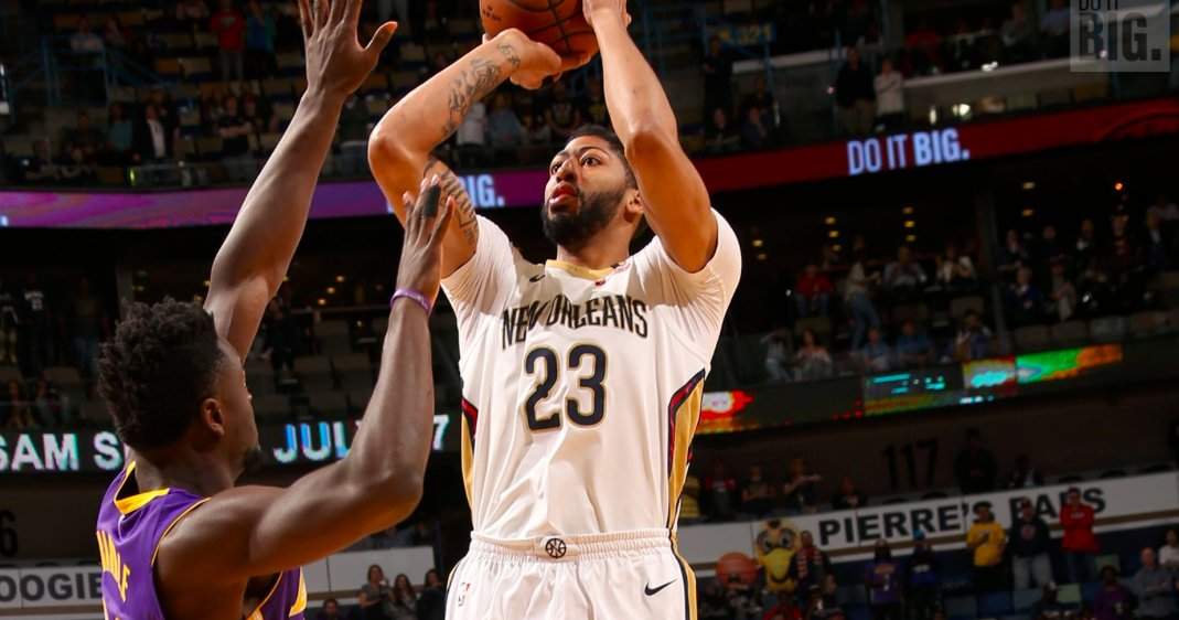 Behind the Numbers presented by HUB International: Lakers at Pelicans