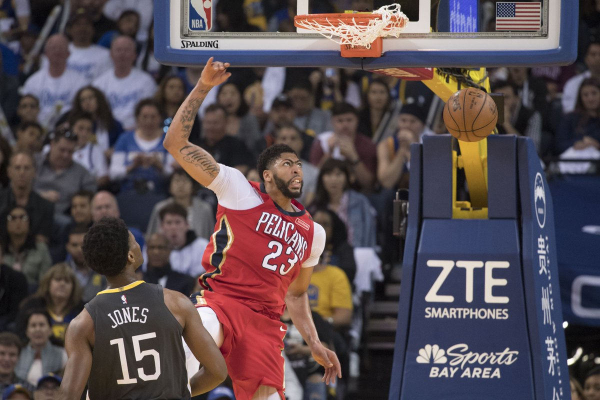 They're in: Pelicans reach playoffs for the first time since 2015