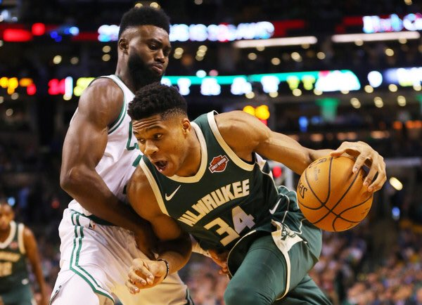 Jaylen Brown helps Celtics to 2-0 lead in series over Bucks
