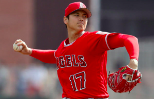 Los Angeles Angels Shohei Ohtani