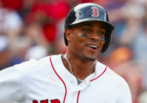 Boston Red Sox Xander Bogaerts